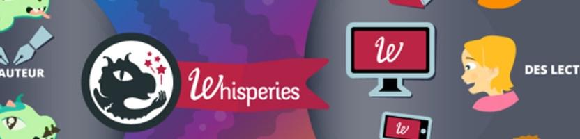 Whisperies annonce sa première levée de fonds